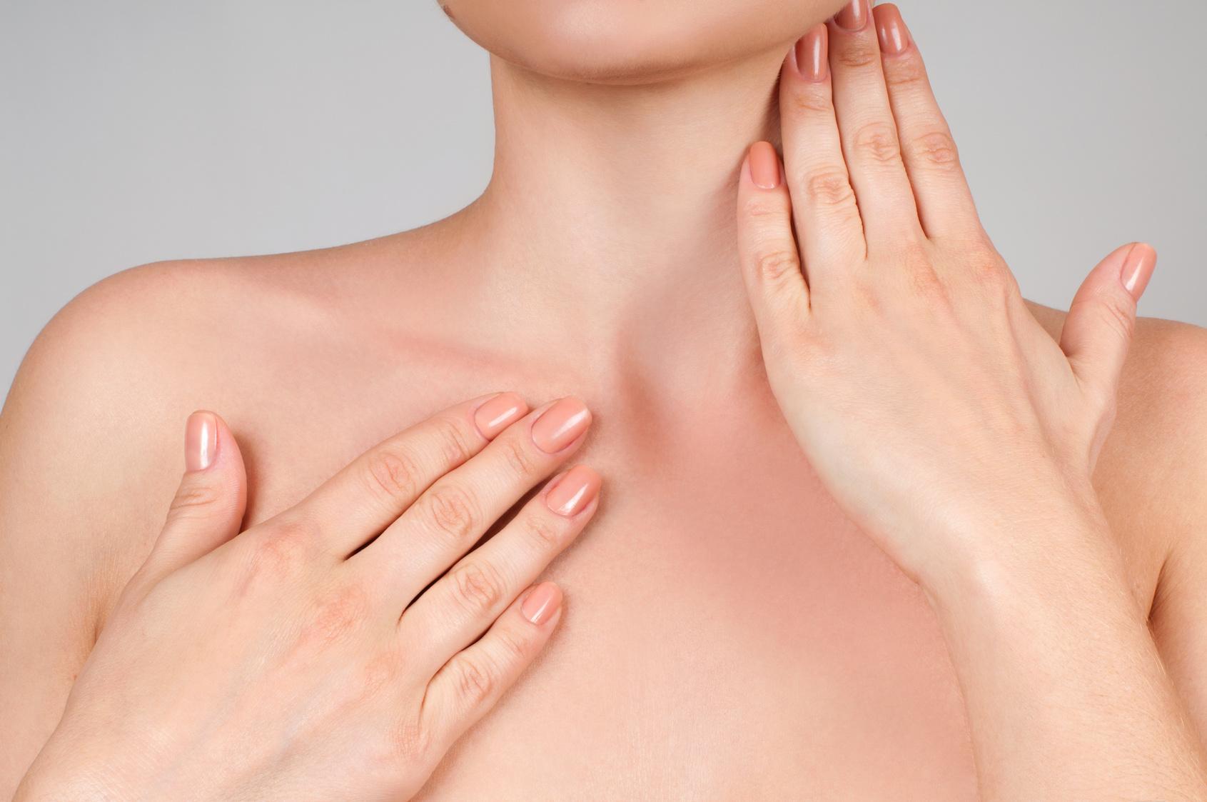 Wiotka skóra ramion - HIFU